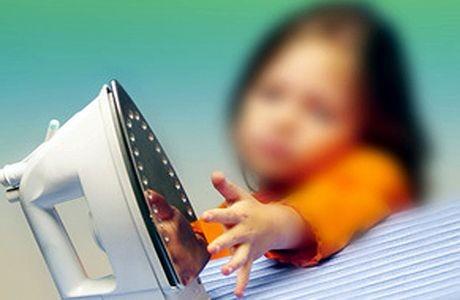 Термические ожоги у детей: первая помощь пошагово