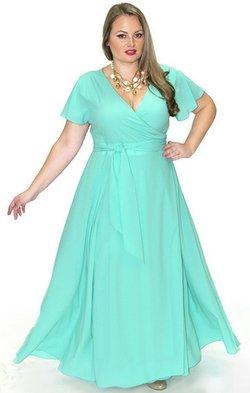 4f22ffb21ba Вечерние платья больших размеров | 1001 Совет