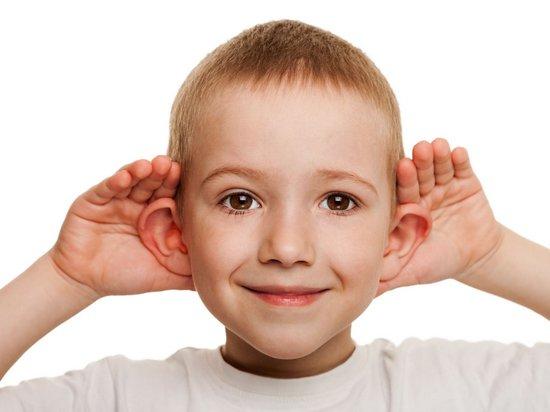 Глухота у детей – причины, диагностика и лечение