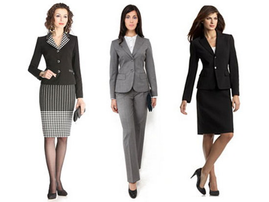 Современная Офисная Одежда