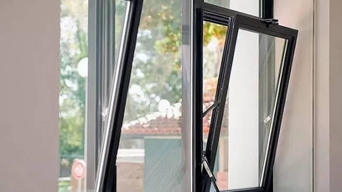 Почему так популярны алюминиевые окна
