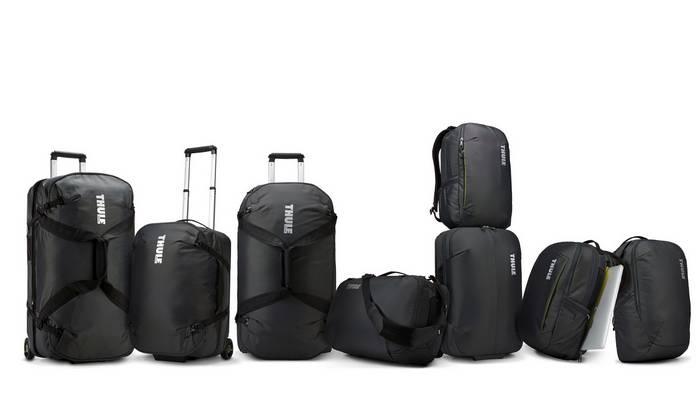 Производитель Thule предлагает своим клиентам лучшие сумки и чемоданы для путешествий