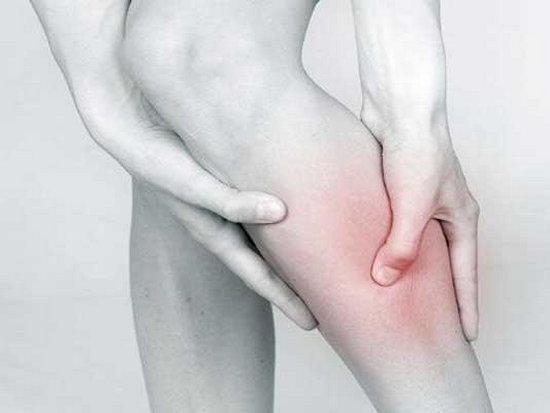 Спазмы мышц ног