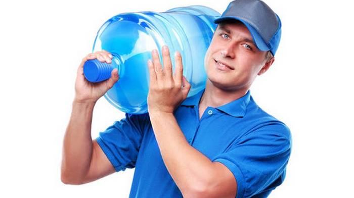 Основные достоинства доставки воды на дом