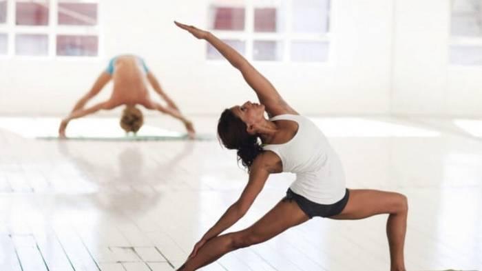 Йога для здоровья долголетия