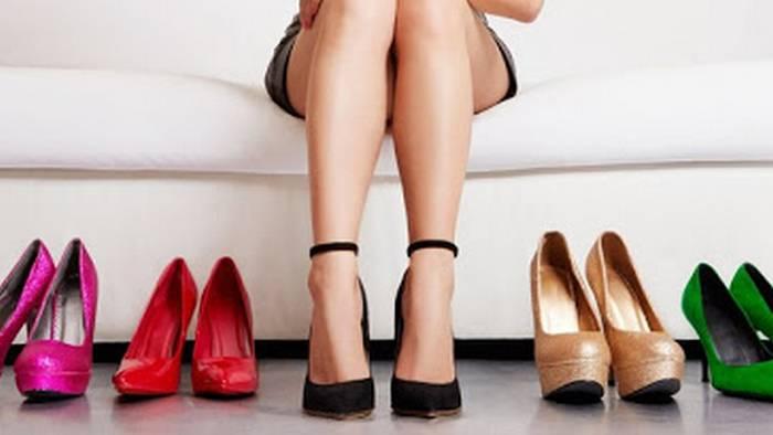 Выбираем женскую обувь