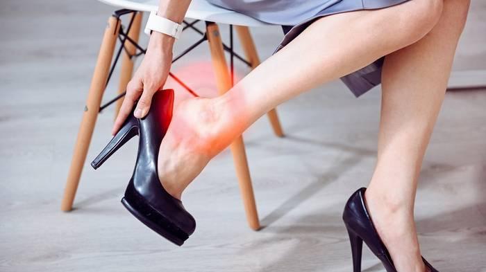 Вот как правильно подобрать туфли на каблуке