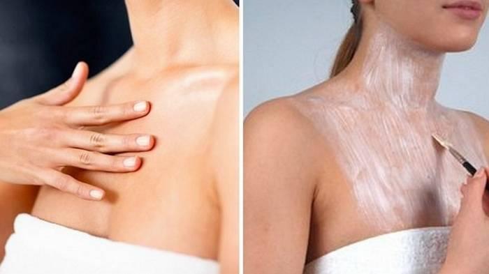 Эти потрясающие средства устраняют морщины на груди и шее, вы сразу себя почувствуете моложе, милые дамы