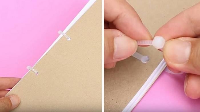 Как использовать кабельную стяжку в быту