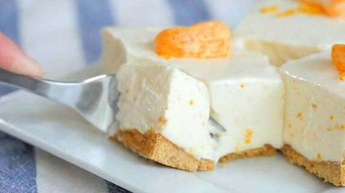 Этот десерт без выпечки станет коронным блюдом на твоем весеннем пикнике