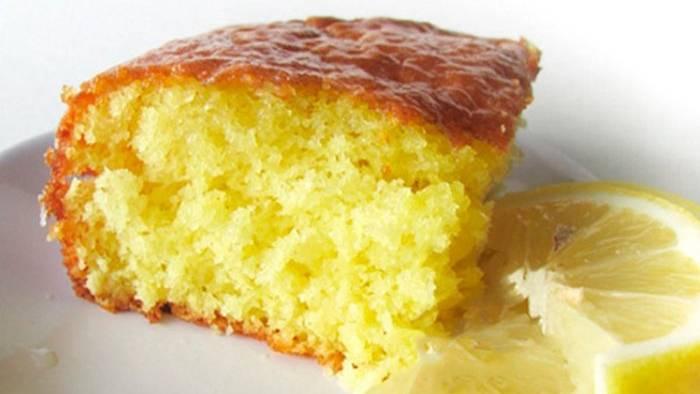 Бисквит на любом лимонаде с газом