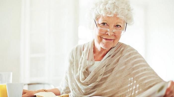 Секрет долголетия 102-летней женщины