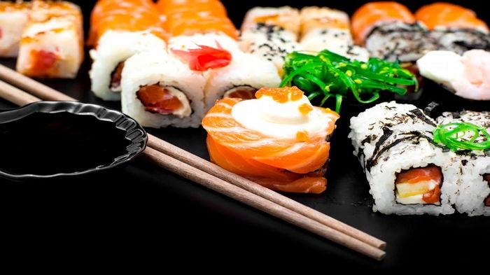 Роллы в «Каппи»: вкусная и полезная еда для большой и маленькой компан...