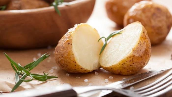 Искусство варки картофеля в мундире