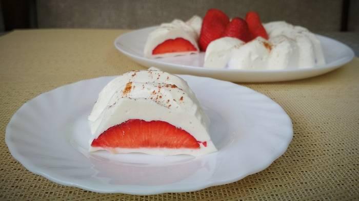 В каком творожном десерте творог даже не чувствуется