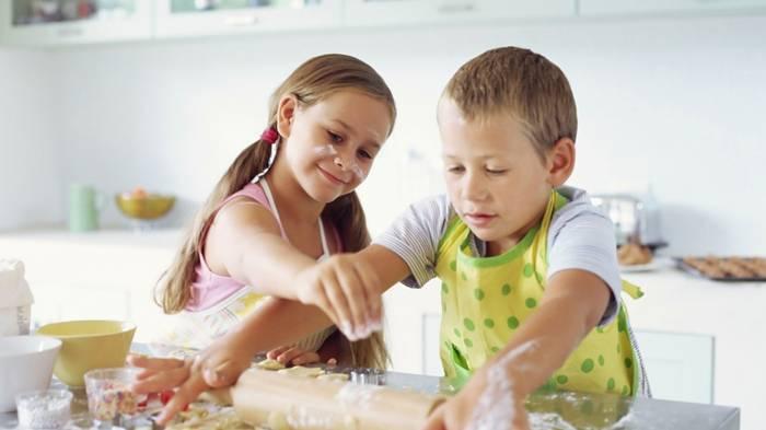 Что может приготовить ребенок