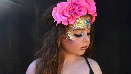 Нужно ли делать дочери макияж
