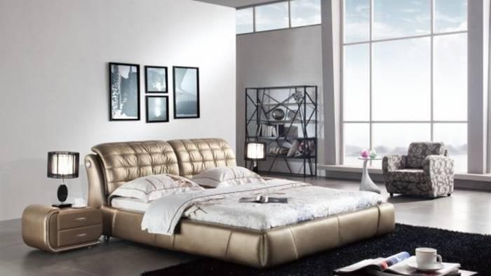 Преимущества большой кровати