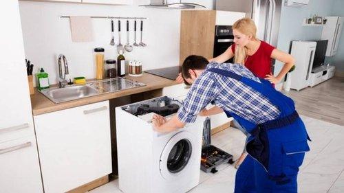Почему не нужно устанавливать стиральную машину на кухне
