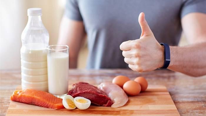 Почему во время белковой диеты нужно употреблять овощи