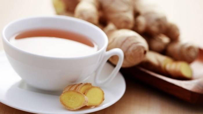 Зачем пить имбирный чай
