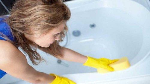 Как привести в порядок старую ванну