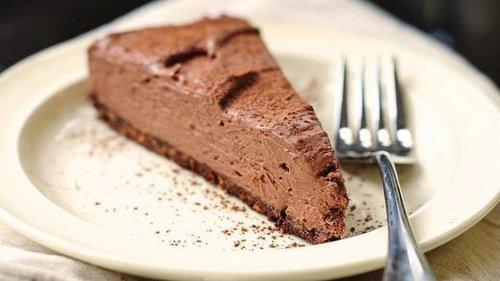 Рецепт шоколадного десерта без выпечки