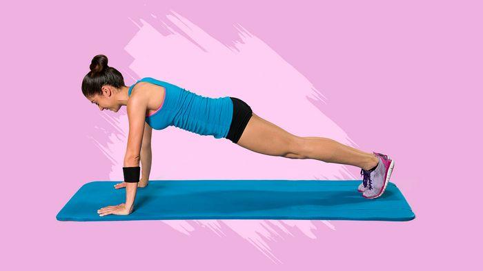 10 упражнений для быстрого похудения