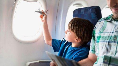 Как справиться с волнением в самолете