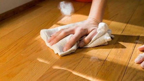 Как отмыть линолеум в домашних условиях
