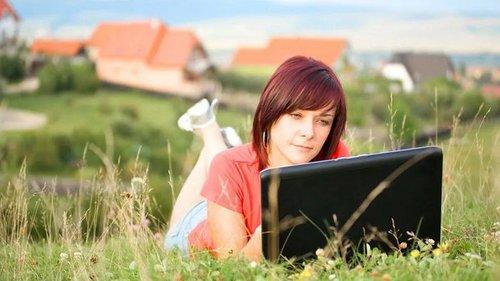 Безлимитный интернет в деревне