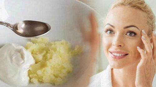 Известный дерматолог показал, как вывести коричневые пятна на коже лиц...