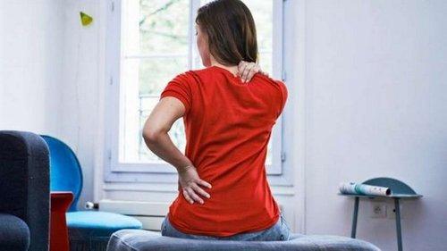 Упражнение для снятия болевых ощущений