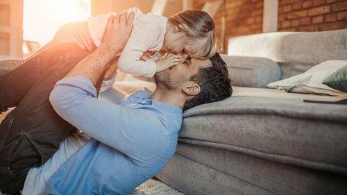 7 фактов о роли отца в развитии детей