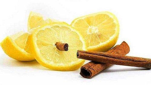 Смешав корицу с лимонным соком, ты получишь уникальное средство
