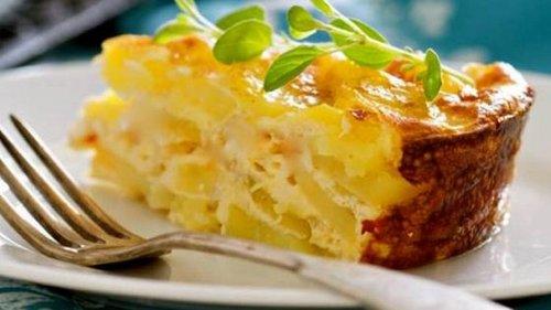 Как приготовить картофель королевское блюдо
