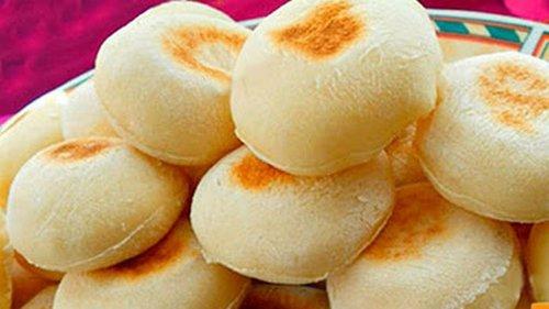 Мини-булочки на сухой сковороде: воздушные внутри, превосходная основа...