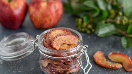 Сухое ароматное варенье из яблок
