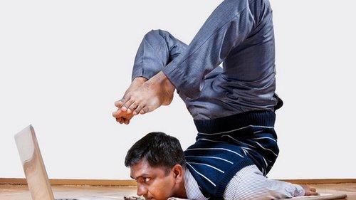 7 упражнений для красивой шеи. Сними усталость прямо на рабочем месте