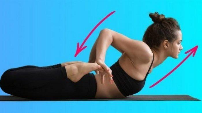 Комплекс из 6 упражнений для хорошего пищеварения