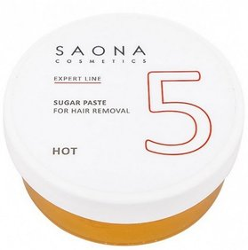 Паста Cosmetics Hot Sugar Paste 5 Saona