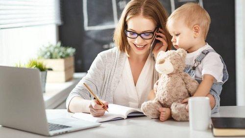 Бизнес-идеи для мам в декрете 2021 в Украине