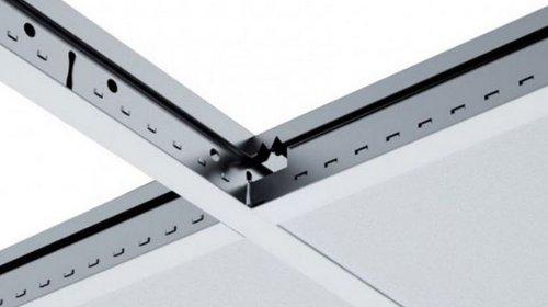 Важность подвесочных профилей для качественного монтажа потолка