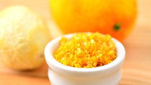 Как приготовить апельсиновый скраб для тела