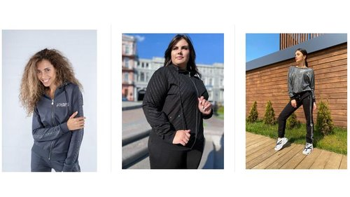 Прогулочные женские костюмы JOLLY'S: удобство и стиль