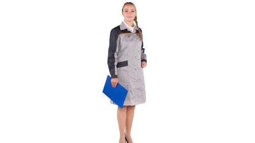 Рабочие халаты: специфика и уход