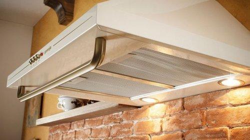 Кухонная вытяжка Gorenje обеспечивает быстрое устранение запахов, дыма...