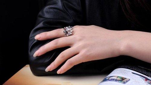 Как определить характер женщины по кольцу