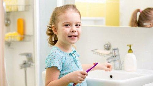 Как выбрать средства гигиены для детей
