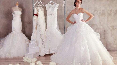 Пошив свадебных платьев на заказ – выбор стильных невест
